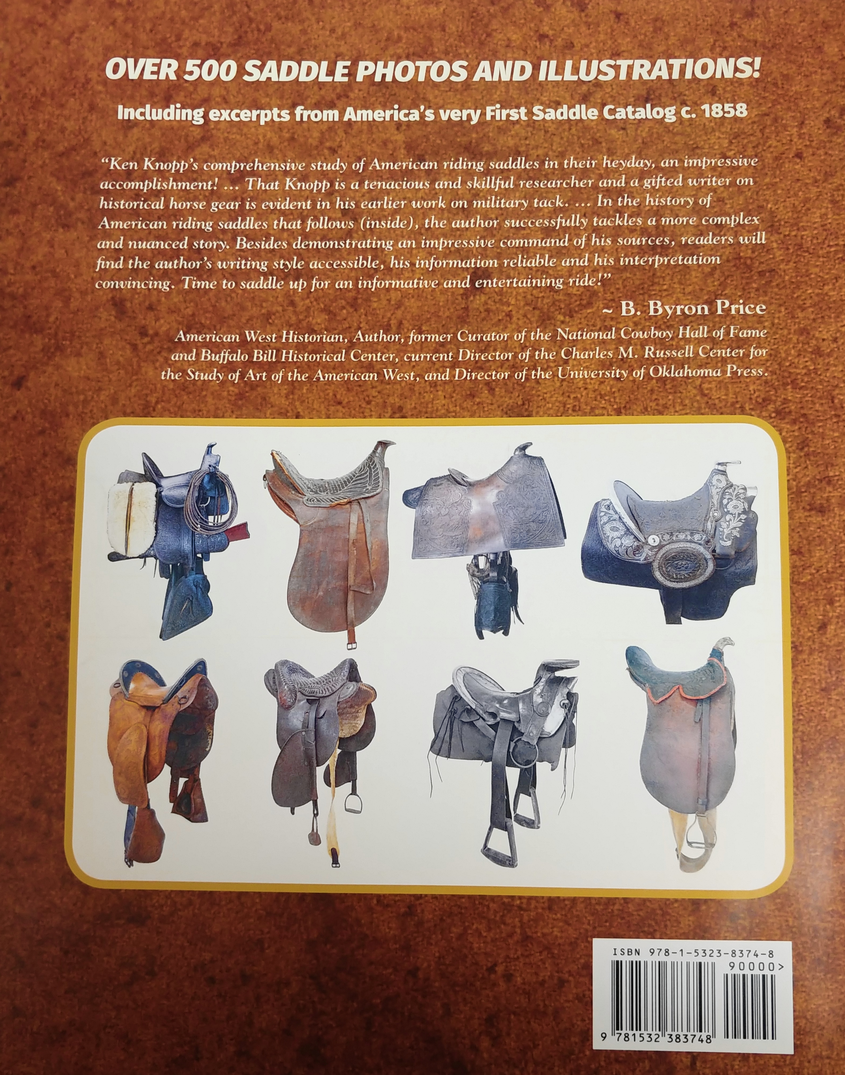 American Riding and Work Saddles (and Horse Culture), 1790-1920